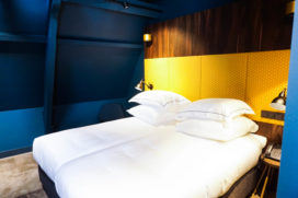 Horecainterieur: Vondel Hotel De Jonker Amsterdam