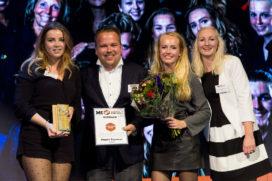 Doppio Joure trots op teamprestatie Publieksprijs Koffie Top 100 2017