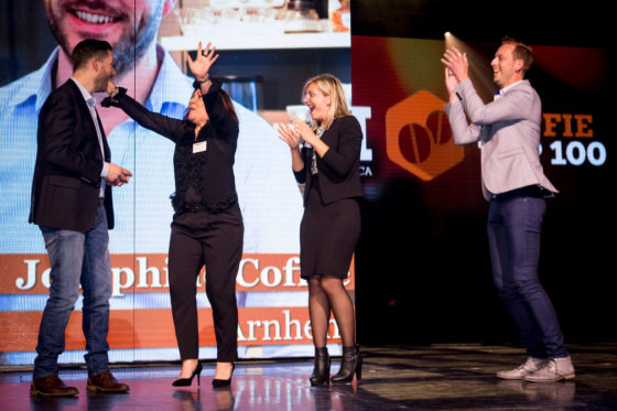 Fotoreportage Koffie Top 100 2017 event
