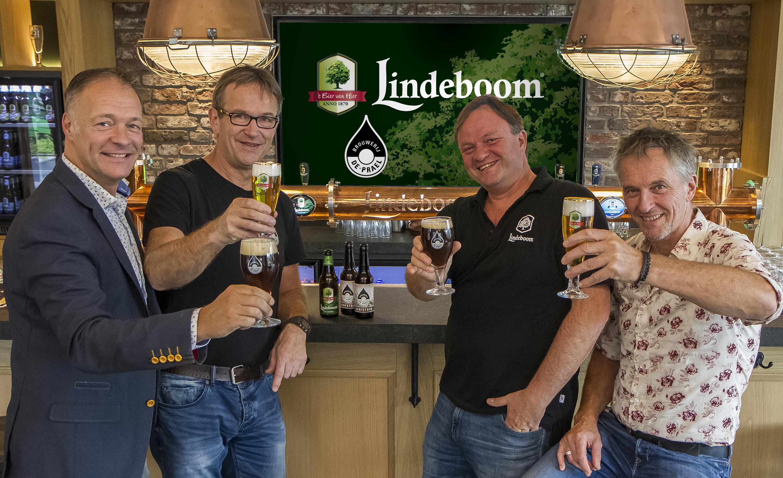 Brouwerij De Prael Den Haag.Bierbrouwerij Lindeboom Medeaandeelhouder De Prael Misset Horeca