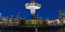 Hennie van der Most: restaurant Ufo Rotterdam draait in oktober