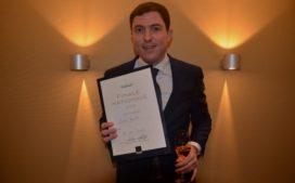 Sabas Joosten De Librije: Champagne Ambassadeur Nederland