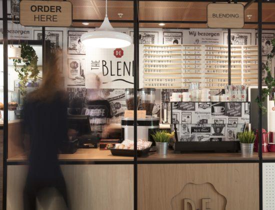 The blend koffiecaf  1 550x420