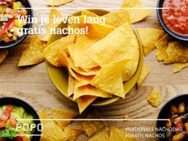 Popocatepetl geeft 'Leven lang gratis nacho's' weg
