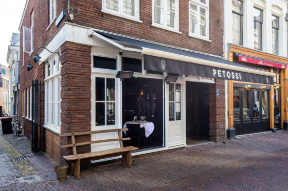 HAARLEM - Restaurant Petossi van Topchef-winnaar Bart van Berkel. FOTO: DIEDERIK VAN DER LAAN