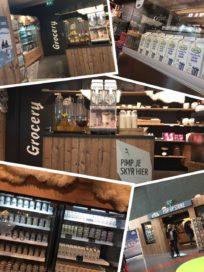 Skyr pop-up store op Hogeschool Saxion in Deventer
