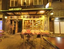 Café Top 100 2017 nr.74: Koops, Haarlem