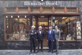 Blanche Dael koffie in alle huizen Oostwegel Collection