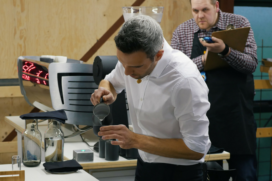 Dit zijn de finalisten Nederlandse koffiekampioenschappen 2018