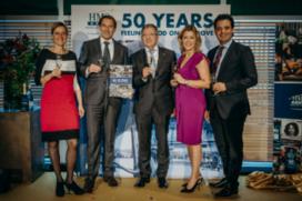 HMSHost viert vijftig jarig bestaan