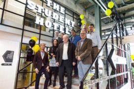 Student Hotel opent in historisch Sphinxgebouw Maastricht