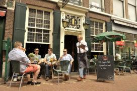 Café Top 100 2017 nr.81: De Vergulde Kruik, Leiden