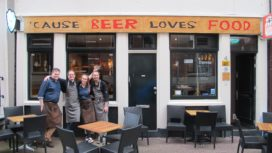 Café Top 100 2017 nr.26: Cause Beer Loves Food, Amsterdam