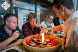 Verkiezing Hottest chef in teken van groente