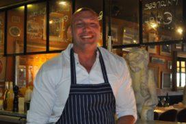 Sidney Heinze maakt comeback met eigen restaurant in Hilversum