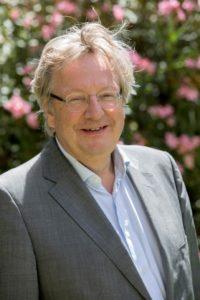 Peter Klosse schrijft roman