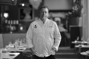 Ron Blaauw en Michiel van der Eerde: foodhal met Deliveroo