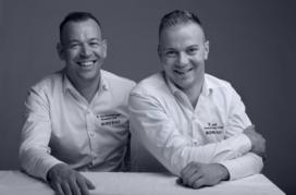 Richard Van Oostenbrugge en Thomas Groot starten restaurant in pand Breitner