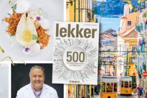 Uit de ranglijst Lekker 2018