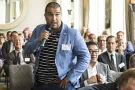 Khalid Oubaha in gevecht met de bank