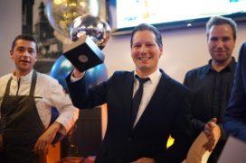 Sander van Zantvliet wint 51e Benelux finale Prix Culinaire Le Taittinger