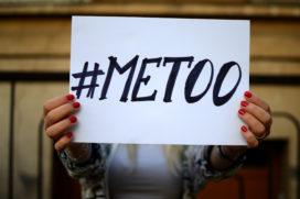 #Metoo Elise Moeskops: Vol tussen m'n benen gegrepen'