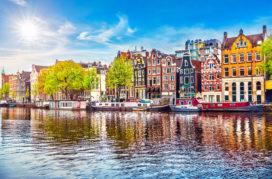 Amsterdam bootst terroristische aanslag na bij restaurant