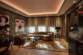 Horecainterieur: Hotel TwentySeven: alles over de top