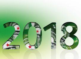 Heineken verhoogt bierprijs opnieuw: +2,8% in 2018