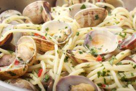 Recept Vis & Seizoen: Spaghetti alle vongole