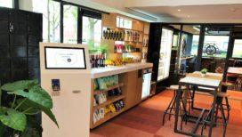 Shortstay provider Htel Amstelveen biedt eigen 'food market'
