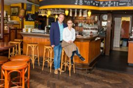 Café Top 100 2017 nr.78: Wilskracht, Rotterdam