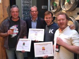 Kaapse Brouwers brouwt beste Winterbier: Klaas