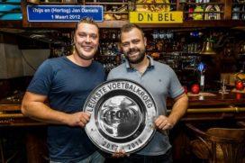 Leukste Voetbalkroeg van Nederland: Café d'n Bel uit Bladel