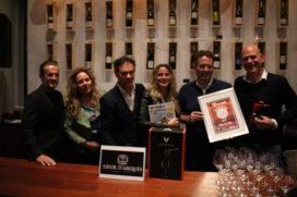 Wijn bij Stijn uit Den Bosch bekroond tot Wine Bar of the Year 2017