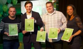 Restaurant De Librije wint ook dit jaar publieksprijs Iens