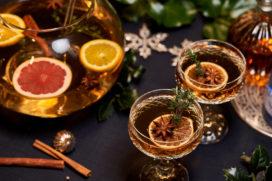 Cocktailrecept voor de feestdagen: warme punch
