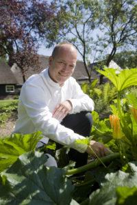 Chef-kok Jarno Eggen, De Groene Lantaarn in Zuidwolde.