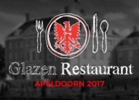 Topkoks in Glazen Restaurant tijdens 3FM Serious Request 2017