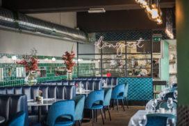 horecainterieur visrestaurant langoest rotterdam