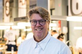 Robert Kranenborg wordt docent bij de Horeca Academie