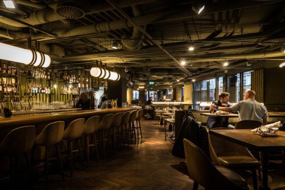 Restaurant Wyers, een Amerikaans grillconcept met Amerikaanse chef Danny Demarco.