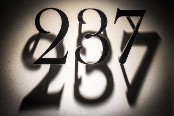 Het hotel telt 274 kamers.
