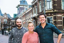 Sterrestaurant ML verhuist en neemt Café Top 100 bedrijf Stempels over