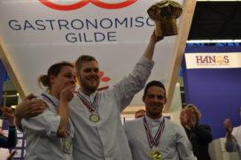 Team De Loohoeve uit Schoonloo wint De Gouden Koksmuts
