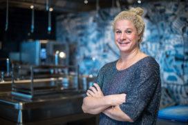 Topchef Ana Roš: 'Het succes heeft me ook uitgeput'