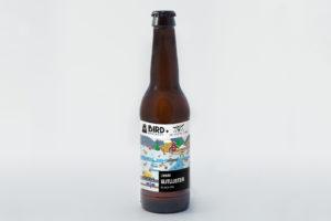 Bierbrouwer Bird Brewery en De Natte Gijt Gijtlijster