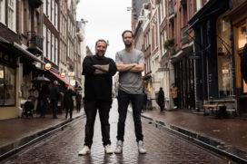 Casper Reinders en Jaimie van Heije gaan restaurant NH Doelen hotel doen