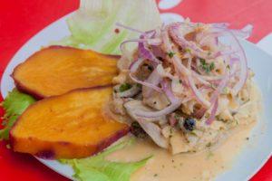 Gastronomy Course Peru