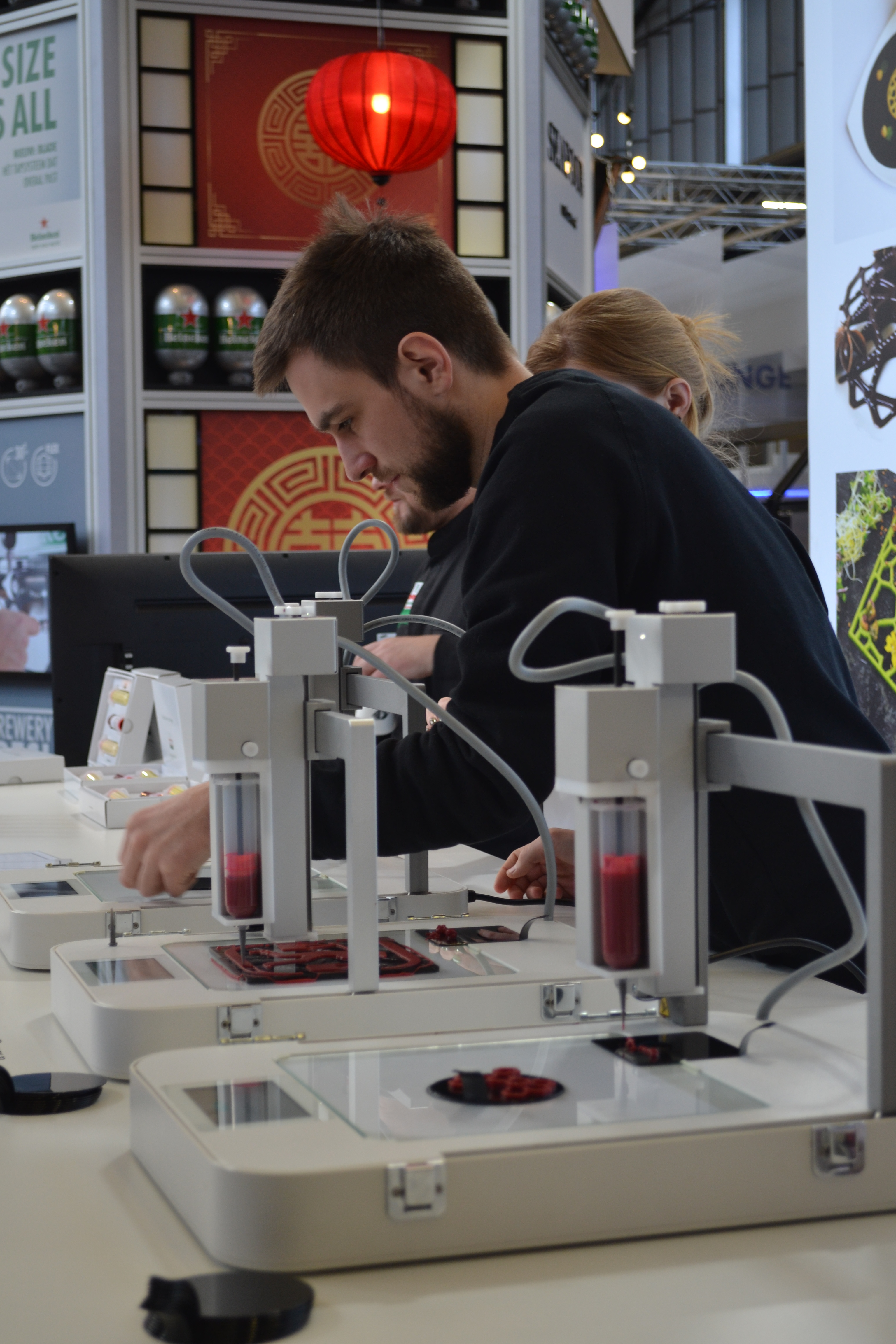 Verstegen lanceert als eerste vullingen voor 3D foodprint cartridges